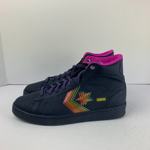 Converse Pro Leather 76 Shanghai High Top Mens